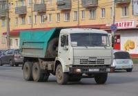 Самосвал КамАЗ-55111 #Т 709 КН 45. Курган, Пролетарская улица