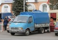"""Бортовой грузовик ГАЗ-33021 """"Газель"""" #У 053 ВН 45. Курган, улица Гоголя"""