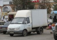 """Изотермический фургон 2775-0000010-01 на шасси ГАЗ-3302 """"Газель"""" #А 276 ЕН 45. Курган, улица Гоголя"""