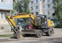Экскаватор ЕК-12. Курган, улица Максима Горького