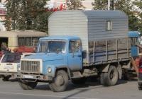 Автомобиль ГАЗ-3307 #В 179 ВА 45. Курган, улица Гоголя