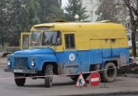 АРТК-М на шасси ГАЗ-53-12 #Н 908 ВН 45. Курганская область, Шадринск, улица Февральская