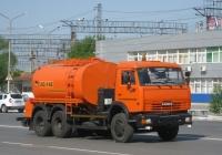 Автомобиль ДС-142 на шасси КамАЗ-65115. Курган, Станционная улица