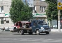 "Эвакуатор на шасси ГАЗ-3302 ""Газель"" #Н 379 КМ 45. Курган, улица Куйбышева"