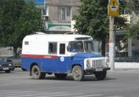 СПЭИИ на шасси ГАЗ 52-01 #Т 381 АС 45. Курган, улица Куйбышева