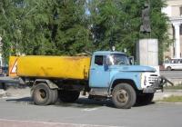 Поливомоечная машина КО-829 на шасси ЗиЛ-130* #Х 364 ЕР 45. Курган, Троицкая площадь
