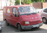 Фургон Ford Transit* #А 034 ВК 45. Курган, улица Куйбышева