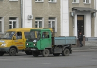 Самосвал Multicar M2510 #К 123 ВО 45. Курган, улица Куйбышева