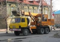 Экскаватор-планировщик UDS-114 на шасси Tatra 815 #Е 941 ВА 45. Курган, улица Куйбышева