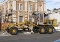 Автогрейдер ДЗ-98В. Курган, улица Куйбышева
