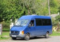 Микроавтобус Volkswagen LT35 #А 820 ВК. Абхазия, дорога на озеро Рица