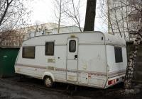 Прицеп-модуль жилой Elddis Knightsbridge 534. Москва, улица Новая Ипатовка