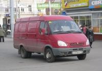"Фургон ГАЗ-2705 ""Газель"" #Е 576 РР 76. Курган, улица Куйбышева"