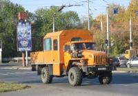 ГПА на шасси Урал-43206  #А 698 ХУ 72. Курган, проспект маршала Голикова