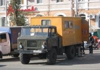 Автомастерская на шасси ГАЗ-66-12 #О 297 ЕМ 45. Курган, улица Гоголя