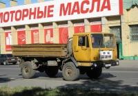 Самосвал КАЗ-4540-01 #К 155 ВР 45. Курган, улица Куйбышева