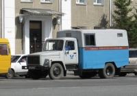 Электроизмерительная станция ППУ-1 на шасси ГАЗ-3307 #А 692 АК 45. Курган, улица Куйбышева