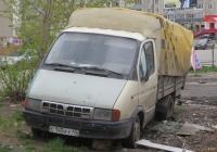 "Фургон ГАЗ-3302 ""Газель"" #С 145 КУ 45. Курган, улица Карла Маркса"