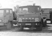 Автомобиль КамАЗ-5320 #1125 ПОН. Полтавская область, Великая Багачка