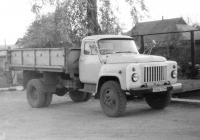 Самосвал ГАЗ-САЗ-3507. Полтавская область, Великая Багачка