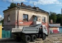 КамАЗ-5511 #ВО 9157 АА. Тернополь, Збаражская улица