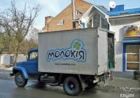 Фургон на шасси ГАЗ-3307 #ВО 8423 АН. Тернополь, Клиническая улица