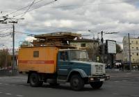 Автомобиль аварийной службы ПСС-121.8,5Э (АП7М-08) шасси ЗиЛ-432932 #А 161 ТО 197. Москва, Таганская площадь