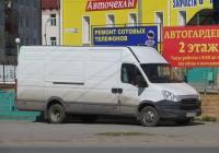 Фургон IVECO Daily #О 012 СХ 174. Курган, улица Куйбышева