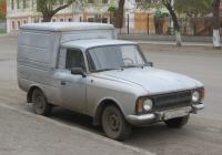Фургон ИЖ-2715-01 #Е 568 ВА 45. Курган, улица Куйбышева