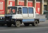 Грузопассажирский автобус КАвЗ-32784 #А 048 АР 45. Курган, улица Куйбышева