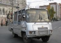 Грузопассажирский автобус КАвЗ-32784 #К 933 АМ 45. Курган, улица Куйбышева