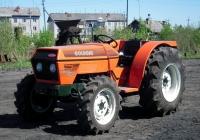 Трактор Goldoni Compact 614D. Свердловская область, Луговской
