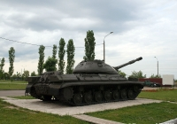 Тяжёлый танк Т-10М. Нижний Новгород, парк Победы