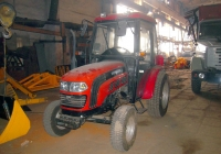 Трактор Foton Europard TS250A. Свердловская область, Луговской