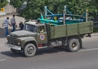 Грузовик ЗиЛ-431410 Комитета по ЧС  #A 778 KS. Алматы, проспект Раимбека