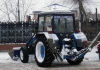 Трактор Беларус МТЗ-82.1  #2982 ТХ 72 с фронтальным погрузчиком. Тюмень