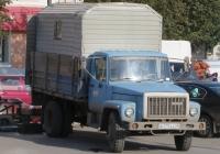Автомобиль ГАЗ-3307 #В 179 ВА 45 . Курган, улица Гоголя