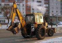 Экскаватор LEX модели ЭО-2621 на тракторе Беларус-82П. Тюмень