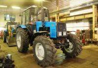 Трактор Беларус-1221.2. Свердловская область, Луговской