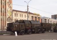 Машина инженерного обеспечения и маскировки 15М69 на шасси МЗКТ-7930 #1595 ТМ 50. Иваново, площадь Победы