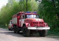 Пожарная автоцистерна АЦ-3,0-40(131) на шасси ЗиЛ-131Н #Н 397 СУ 37. Иваново, улица Лебедева-Кумача