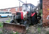 Экскаватор-бульдозер ЭО-2621В-2 на базе трактора ЗТМ-60* #9247 СТ 66. Екатеринбург (Свердловск)