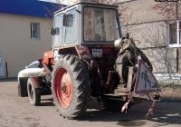 Трактор ЗТМ-60* с насосом для откачки воды #8856 ТВ 72. Тюмень, Садовая улица