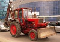 Экскаватор-бульдозер ЭО-2621В-2 на базе трактора ЗТМ-60* #8775 ТХ 72 ЗТМ. Тюмень, Комсомольская улица