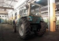 Трактор ЮМЗ-6КМ зав.№689703. Свердловская область, Луговской