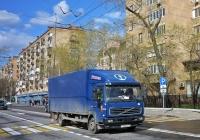 Фургон на шасси Volvo FM #Х 102 КА 199. Москва, улица Бутырский Вал
