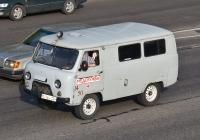 Автомобиль медслужбы УАЗ-39629 #A 164 CV. Алматы, улица Саина