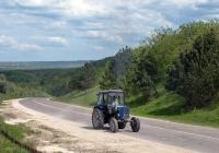 "Трактор МТЗ-80* ""Беларусь"". Молдова, Окницкий район, с. Мерешовка"