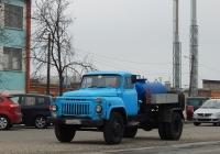 Дезинфекционная установка ДУК-1 на шасси ГАЗ-53-12 #С 520 АХ 31. Белгородская область, Губкинский район, п. Троицкий