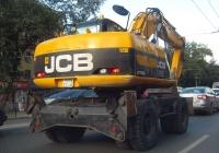 Экскаватор JCB JS160W #8090 CC 66. Екатеринбург, улица Челюскинцев
